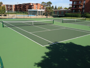 Tennis Court Renovations