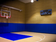 Half Court Basketball