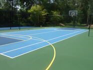 Multi-Game Court