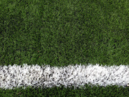 rubber infill soccer turf