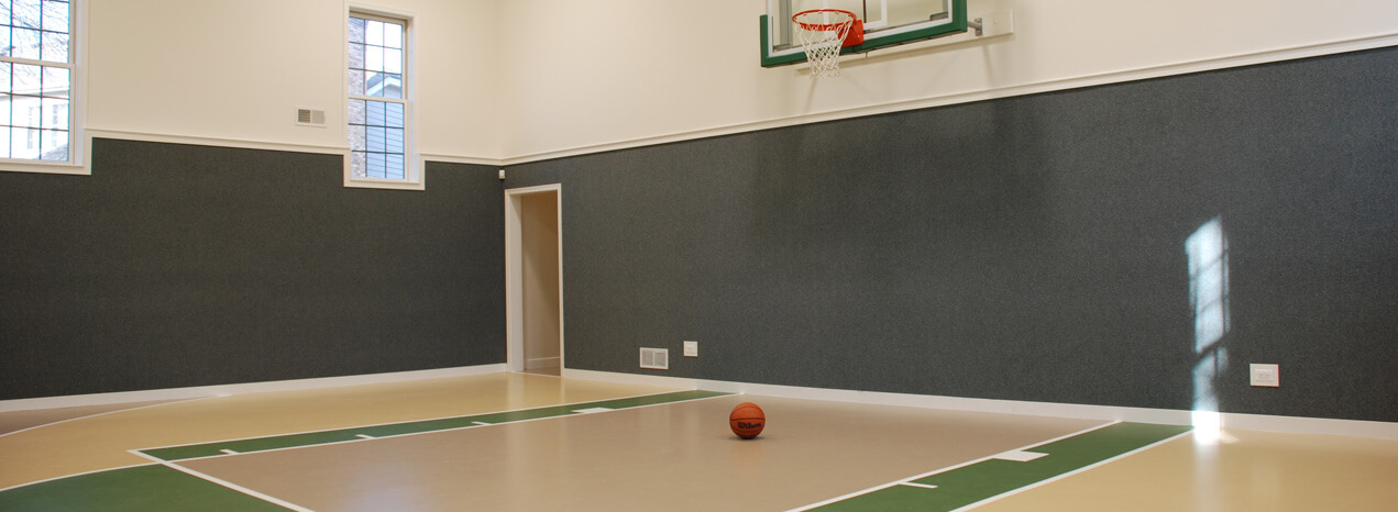 Design Your Own Multi Sports Basketball Or Tennis Court