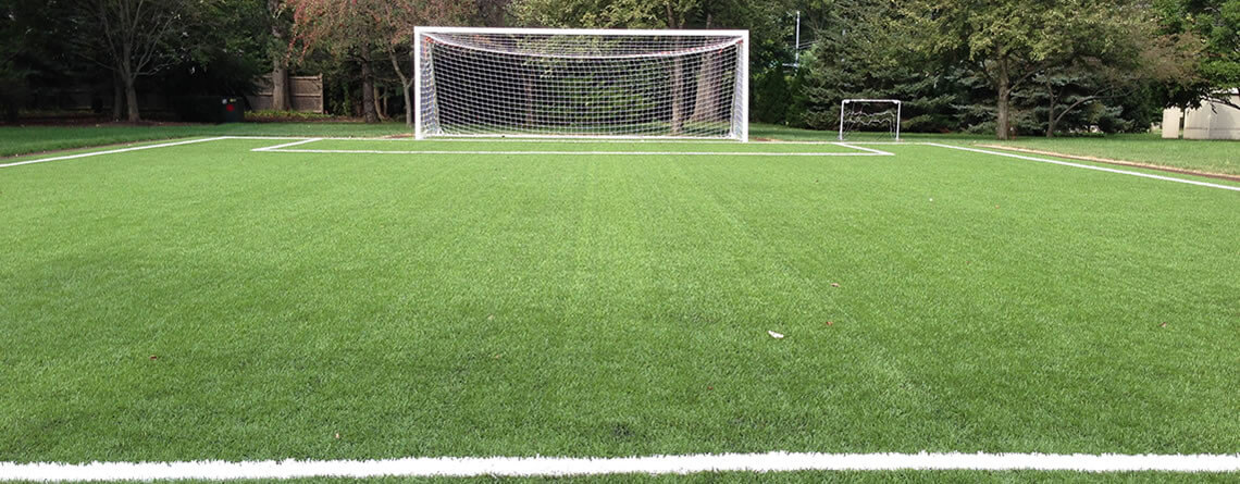 Ultimate Backyard Football : Home Field Turf ? Soccer & LaCrosse ? Power Court?